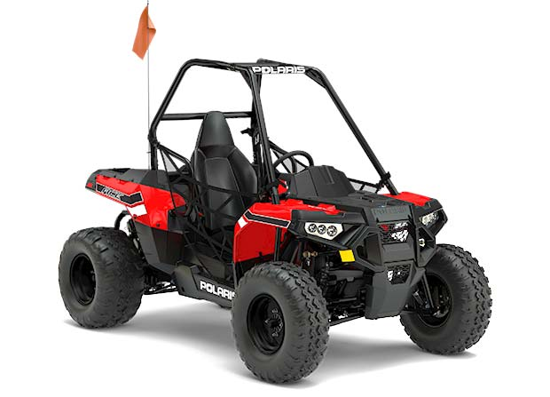 POLARIS ACE 150 EFI Red