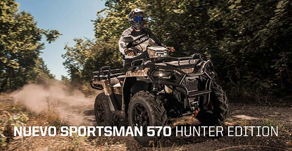 Nuevo Sportsman 570 Hunter Edition